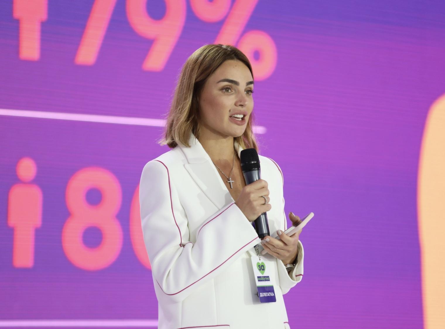 «Ми об'єдналися, щоб змінити ставлення українського суспільства до жінок», – Віолета Лабазюк