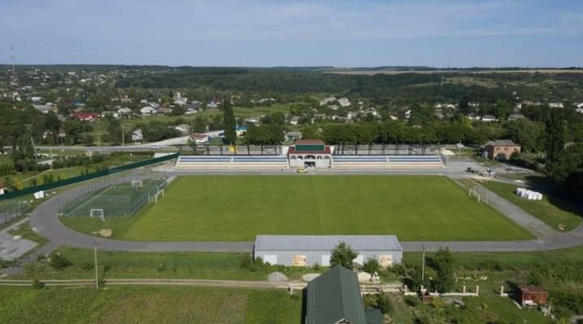 Стадіон «Товтри» і Жердянська ЗОШ – результат командної роботи