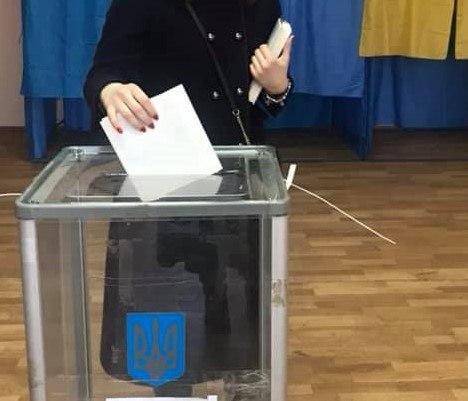 Володимир Ар'єв: Голос на виборах може бути кулею проти ворогів, або в серце України