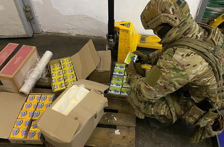 Виробник молочного фальсифікату із Хмельниччини фігурує в кримінальному провадженні (ФОТО)