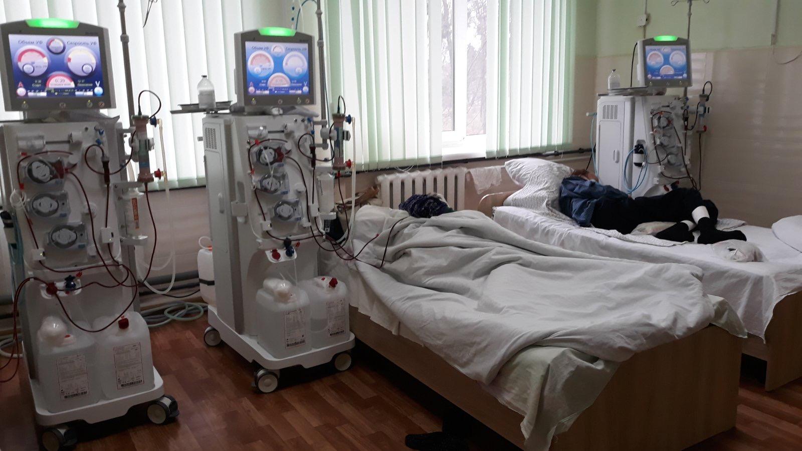 На Хмельниччині відділення гемодіалізу просить невідкладного втручання міністра Степанова