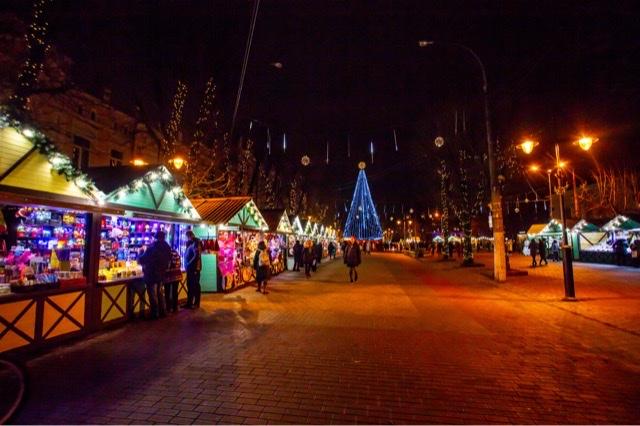 Кожен мешканець Хмельницького «заплатив» за новорічні святкування 0,4 гривні