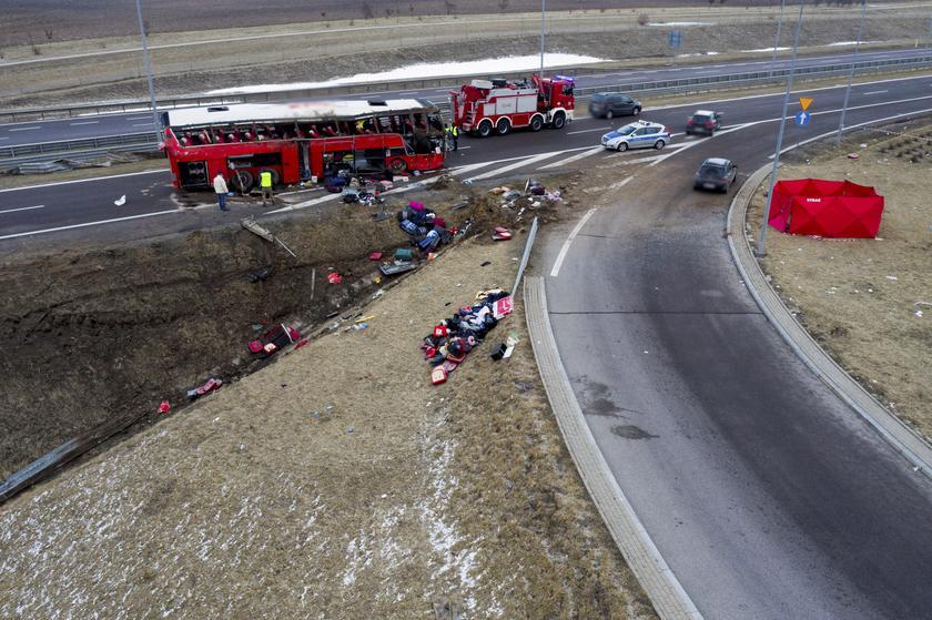 Серед пасажирів автобусу, які травмувалися у ДТП в Польщі, є мешканка Хмельниччини