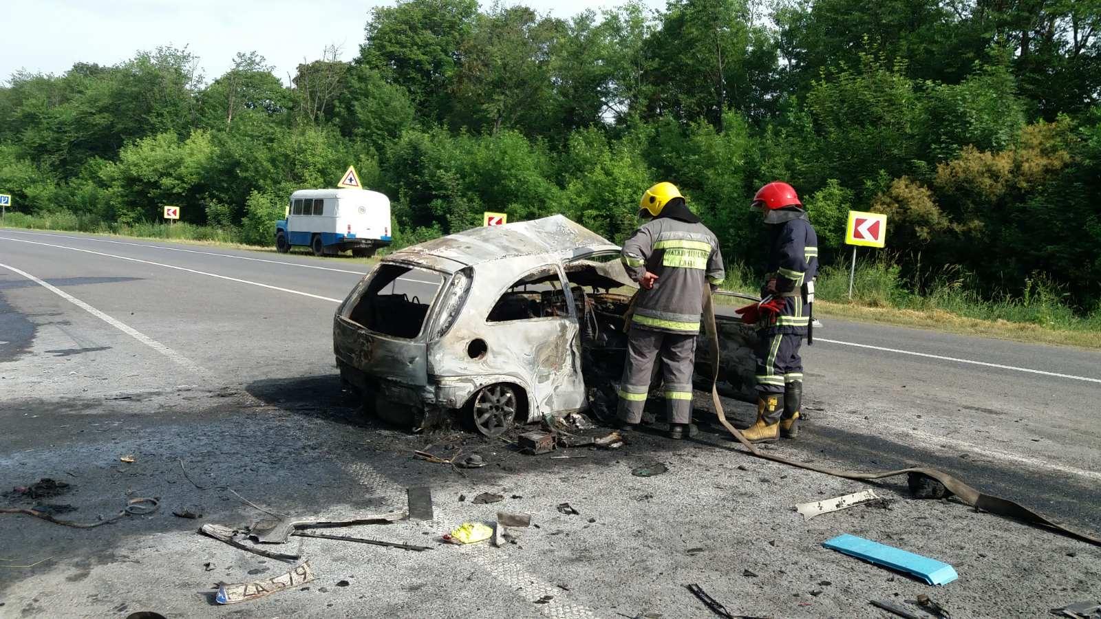 Автотроща на Хмельниччині: поліція просить допомогти встановити особу загиблого водія