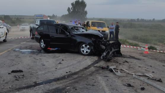 У вчиненні ДТП з трьома загиблими підозрюють патрульного поліцейського, – Хмельницька облпрокуратура