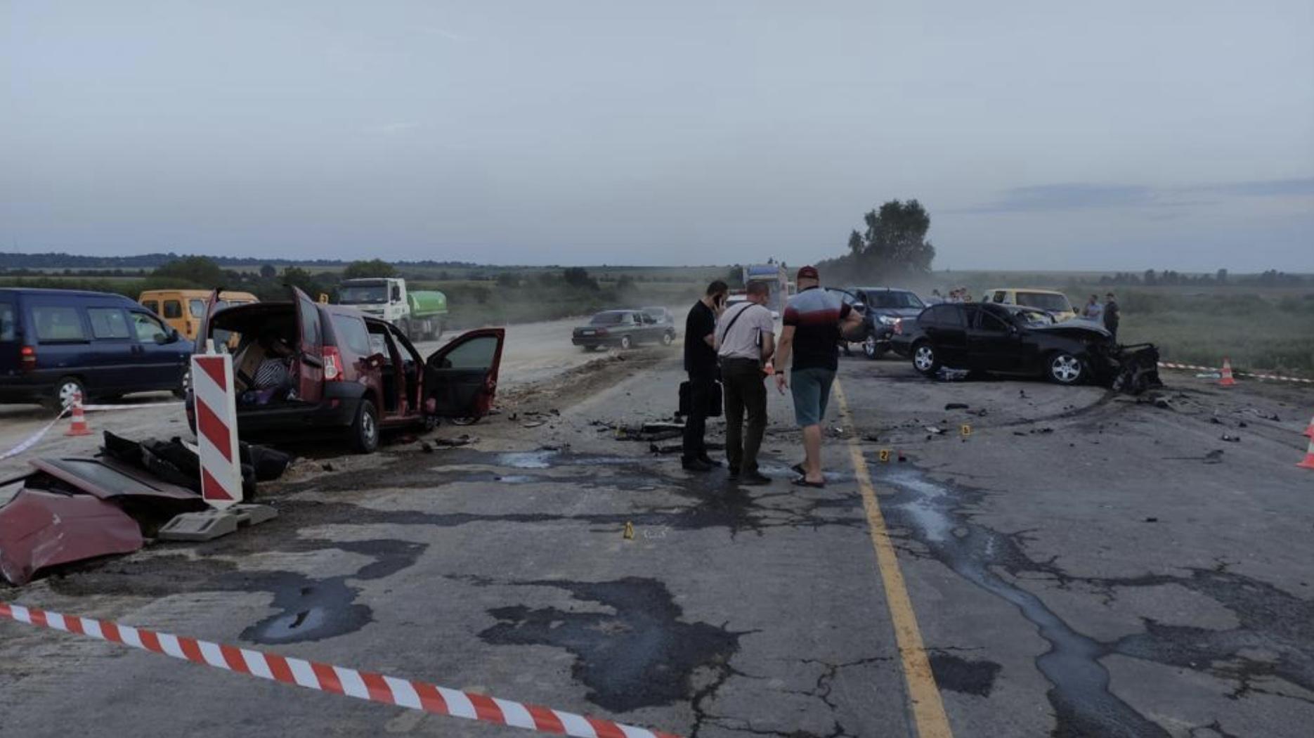 Пік аварійності на дорогах припадає на вечір п'ятниці, – прокурор Хмельниччини